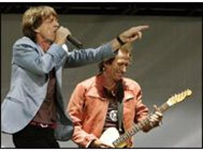 Rolling Stones'tan tarihi konser